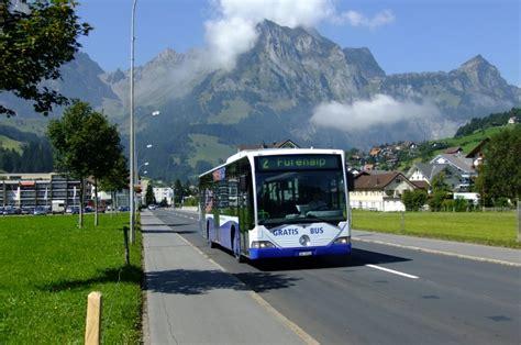 eab engelberg fotos bus bildde