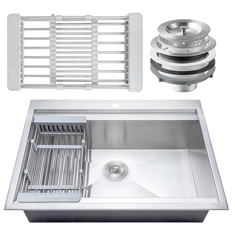 commercial grade stainless steel kitchen sinks