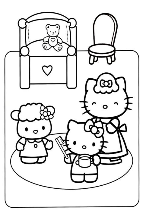 Bedtime Coloring Pages Coloring Home Bedtime Coloring Pages