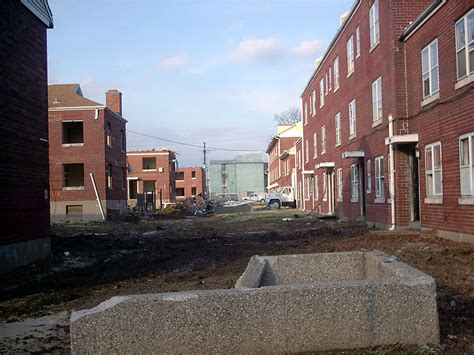 project houses what is a housing project broken sidewalk