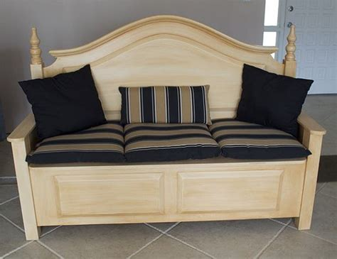 headboard bench with storage 17 best ideas about headboard benches on pinterest