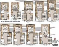 Arctic Fox 5th Wheel Floor Plans by 1000 Ideas About Arctic Fox Campers On Pinterest Truck