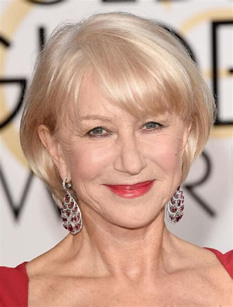 how to style thinning hair over 60s celebrities hairstyles for women over 60 inspired you