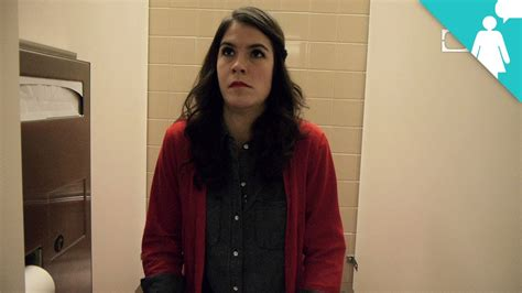 woman going to bathroom 7 types of women in the bathroom youtube