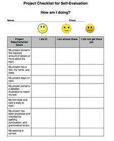 checklists rubrics 183q computer technology education