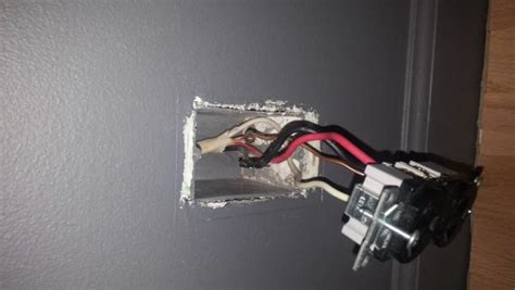 which wire goes where light switch doityourself
