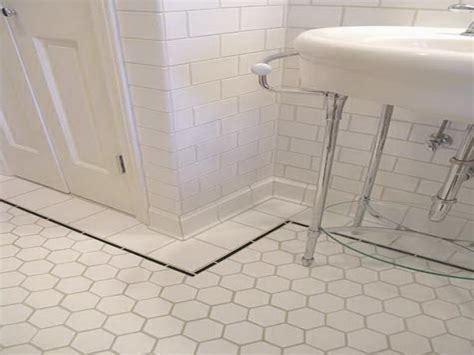 Bathroom Floor Ideas by White Bathroom Floor Covering Ideas Your Dream Home