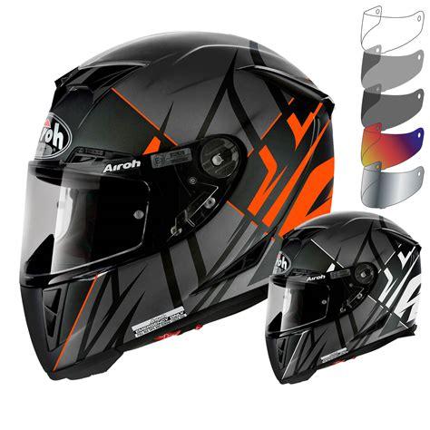 Helm Airoh Gp airoh gp500 sectors motorcycle helmet visor