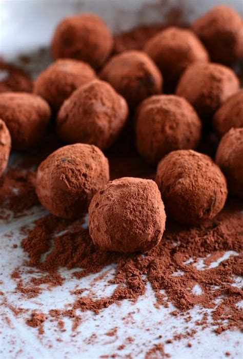 6 Ingredients And Directions Of Chocolate Truffles Receipt by 10 Easy Vegan Truffle Recipes Eluxe Magazine