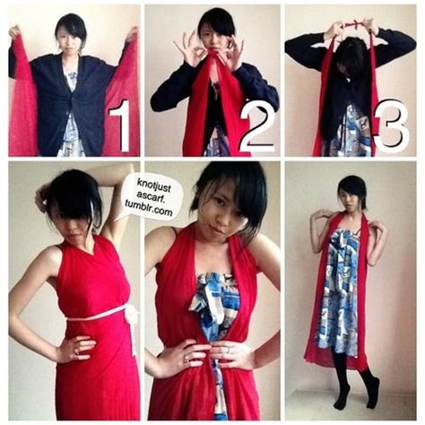 tutorial ways to wear a scarf knot just a scarf ways to tie a silk scarf 80 ways to