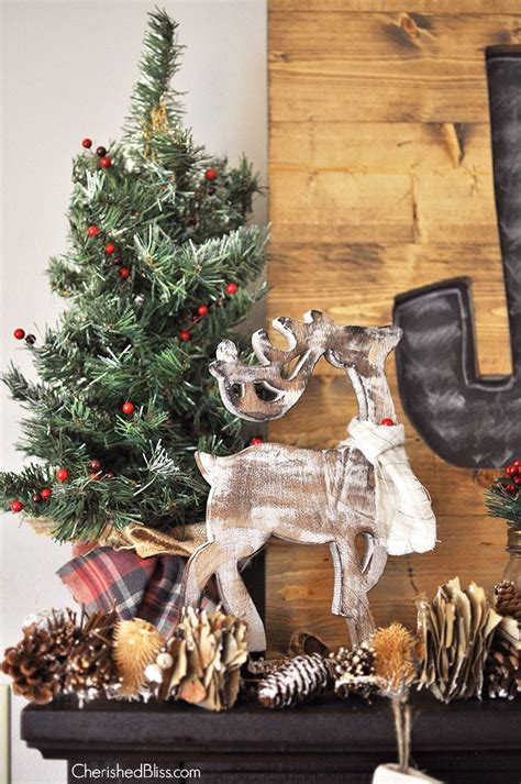 25 best ideas about woodland christmas on pinterest