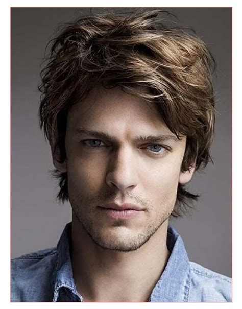 mens layered hairstyles long in the 70s hairstyle for oblong face men hairstyle of nowdays