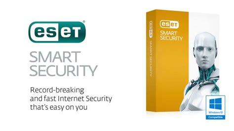 Software Antivirus Eset Nod32 Smart Security 10 3 Pc 2 Tahun Terlaris eset smart security 10 license with username password