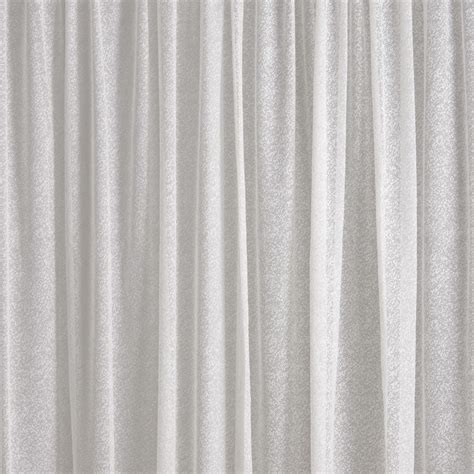 continuous sheer curtains continuous lace boucle curtain fabric white 213cm drop
