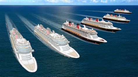 largest cruise ship being built disney cruise line building two more cruise ships