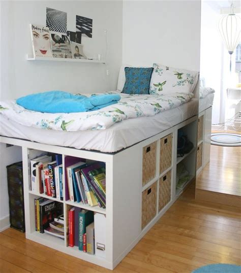 ikea hacks bedroom best 25 ikea bed hack ideas on pinterest ikea storage