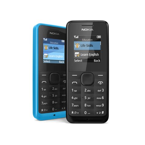 Cheap Blings For Mobile Phones by Nokia Has Released New Cheap 105 And 301 Mobile Phones