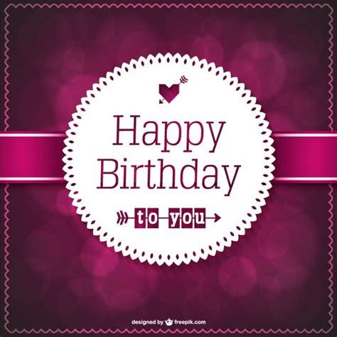 imagenes elegantes feliz cumpleaños tarjeta de cumplea 241 os elegante de encaje descargar
