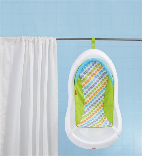 fisher price bathtub sling amazon com fisher price 4 in 1 sling n seat tub baby bathing seats and tubs baby