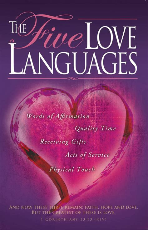 libro the 5 love languages love languages how do you communicate life skills resource group