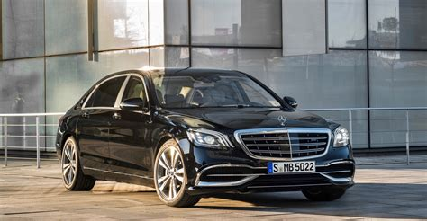 mercedes 2018 s class 2018 mercedes s class debuts in shanghai the torque