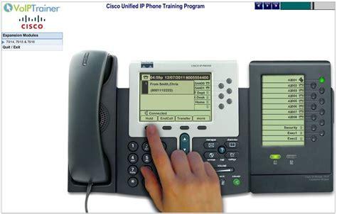 reset voicemail password on cisco 7942 voiptrainer training modules