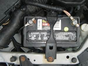 Battery Honda Civic 2001 2005 Honda Civic Battery Replacement 2001 2002