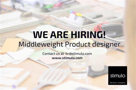 product design job indonesia stimulo we are hiring