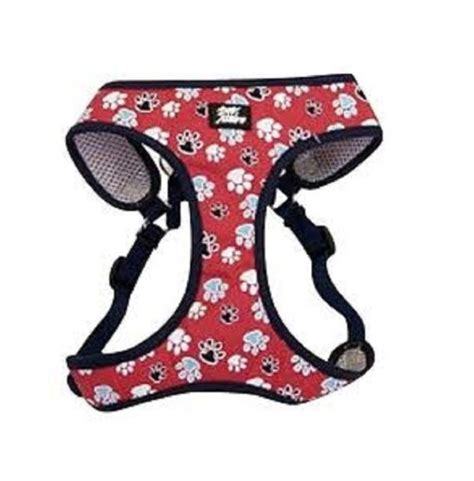 xxs puppy harness pet attire designer soft adjustable harness xxs xs s easy to put on