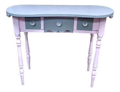 Kidney Shaped Vanity Stool by Antique Pink Kidney Shaped Vanity Chairish