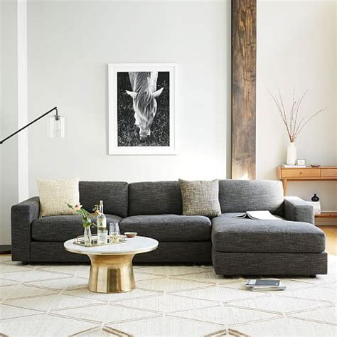 west elm urban sofa review build your own urban sectional pieces west elm