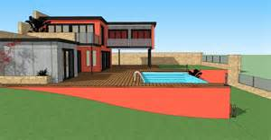 challenge archi ext 233 rieure nicolaco sketchup