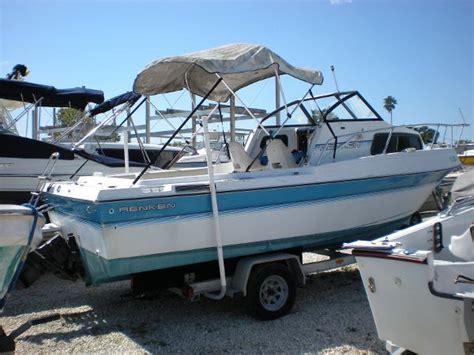1987 renken boat renken boats for sale