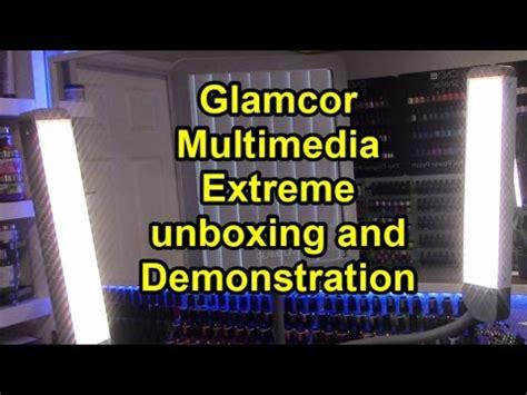 glamcor multimedia extreme light kit glamcor multimedia extreme pro light kit unboxing and