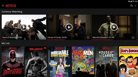netflix app for android netflix adds sd card support to android app news opinion pcmag