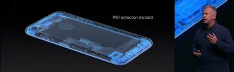 how apple achieved water resistance with the iphone 7 and iphone 7 plus