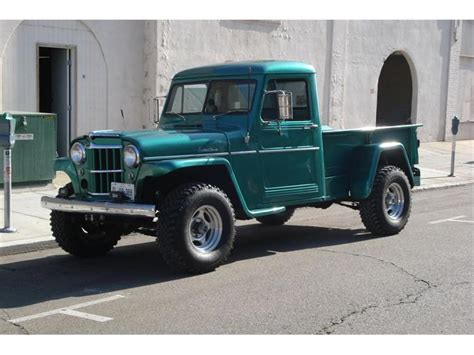 Jeep Truck 1960 1960 Willys