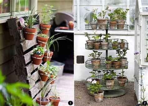 ideas para decorar terrazas vintage exteriores con plantas patios terrazas jardines