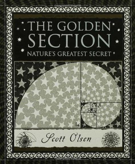 golden section book design the universe may be a mystery but it s no secret