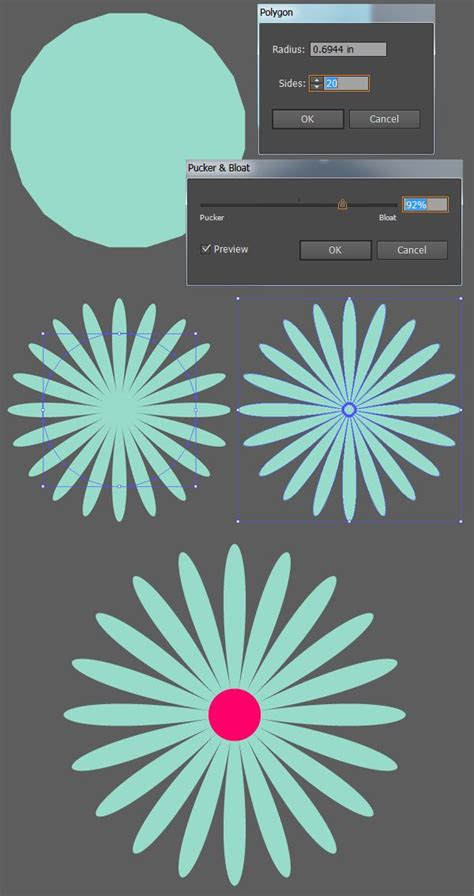 grading patterns using adobe illustrator create an easy field of flowers pattern design in adobe