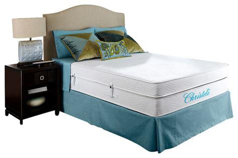 King Size Bed Split Mattress by Danieli 13 5 Quot Size Split Cal King Mattress Mattresses