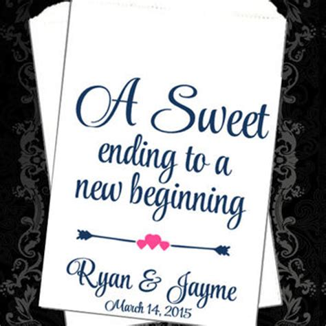 A Sweet Ending wb190 a sweet ending to a new beginning from inkrush on etsy