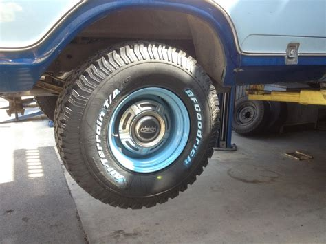 16.5 x 9.75 Stock Steel Wheels   Ford Truck Enthusiasts Forums