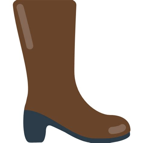 shoe emoji womans boots emoji for email sms id 12377
