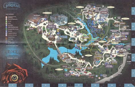 Busch Gardens Ta by Busch Gardens Ta Address Theme Park Brochures Busch
