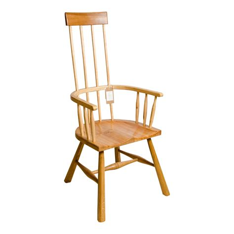 Handcrafted Wooden Chairs - traditional 4 stick chair