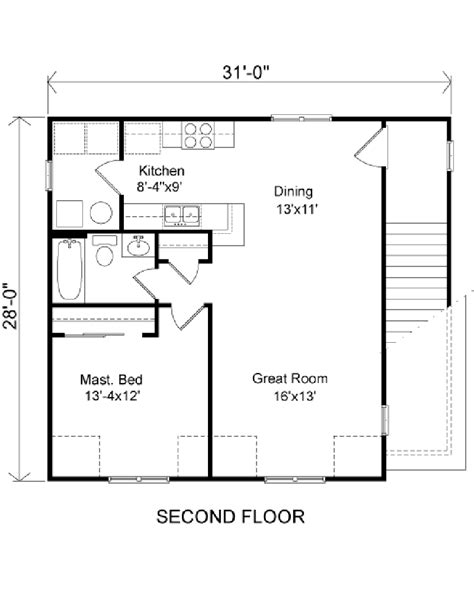 garage floor plans with apartment amazingplans garage plan rds2402 garage apartment