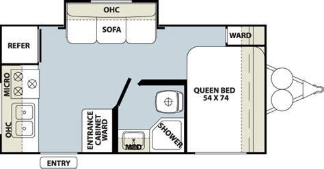 rpod floor plans forest river r pod rv tow with suv or lightweight truck r