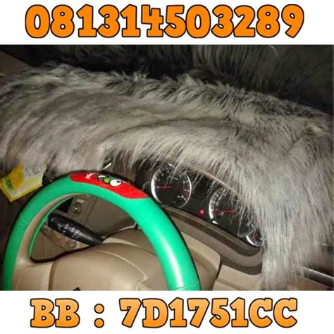 Karpet Dashboard Mobil karpet bulu dashboard warna abu abu karpet dashboard