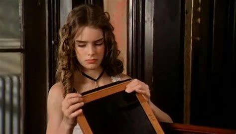 brooke shields bathtub scene brooke shields pretty baby bathtub